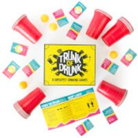 Trunk of Drunk Drinking Games - Games Gifts