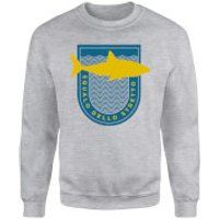 Squalo Dello Stretto Sweatshirt - M - Grey