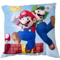 Mario Gang Square Cushion - Mario Gifts