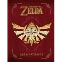 The Legend of Zelda: Art & Artifacts (Hardback)