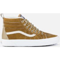 Vans Men's Sk8-Hi MTE Trainers - Cumin/Slate Green - UK 9 - Green