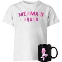 Mermaid Back to School Bundle - L