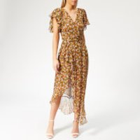 Bec & Bridge Stevie Wrap Dress - Floral Print Floral