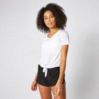 MP Twist Short Sleeve T-Shirt - White - XL