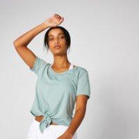 Image of Myprotein Twist Short Sleeve T-Shirt - Seafoam - L
