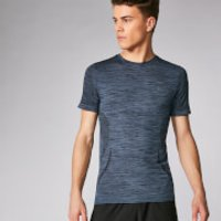 Sculpt Seamless T-Shirt - Dark Indigo - XL - Dark Indigo