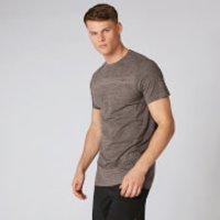 Aero Knit T-Shirt - Driftwood Marl - XXL