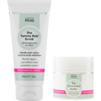 Mama Mio Stretch Mark Prevention Duo (Scrub + Butter)