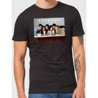 Friends Milkshake Men's T-Shirt - Black - L - Black