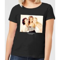 Friends Girls Women's T-Shirt - Black - XS - Black