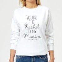 Friends You're The Rachel Women's Sweatshirt - White - L - White