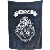 Harry Potter Hogwarts Crest Throw