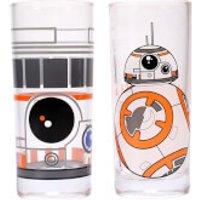 Star Wars BB-8 Glasses (Set of 2)