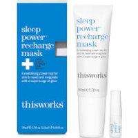 this works Sleep Power Recharge Mask 50ml
