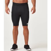 Myprotein Charge Compression Shorts - Black - XS - Black