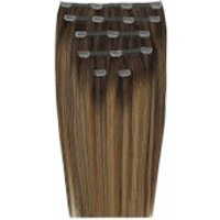 Beauty Works Double Hair Set 18 Inch Clip-in Hair Extensions - #brond