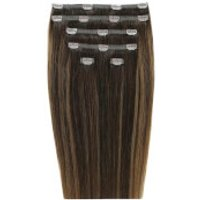 Beauty Works Double Hair Set 18 Inch Clip-in Hair Extensions - #dubai