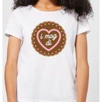 I Mog Di Women's T-Shirt - White - XXL - White