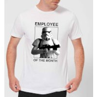 Star Wars Employee Of The Month Men's T-Shirt - White - S - White