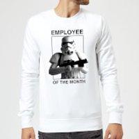 Star Wars Employee Of The Month Sweatshirt - White - XL - White