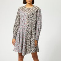 Isabel-Marant-toile-Womens-Lissande-Dress-Pink-FR-38UK-10-Pink