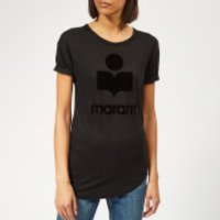 Isabel Marant Etoile Women's Koldi T-Shirt - Black - M - Black
