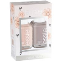 essie Nail Polish Naked Nudes Duo Kit (Worth PS15.98)