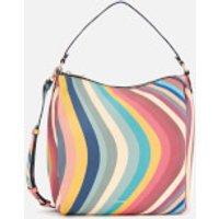 shop for Paul Smith Women's Swirl Mini Hobo Bag - Multi at Shopo