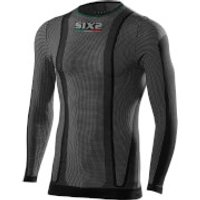 SIXS TS2 4 Season Long Sleeved Base Layer - XS - Black