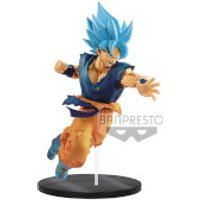 Banpresto Ultimate Soldiers Dragon Ball Super Movie Super Saiyan God Son Goku Figure 20cm - Son Gifts