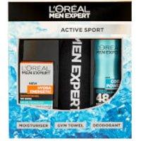L'Oréal Paris Men Expert Active Sport Christmas Gift (Worth £13.43)