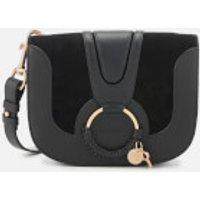 shop for See By Chloé Women's Hana Cross Body Bag - Black at Shopo