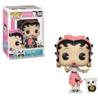 Betty Boop Sock Hop Pop! Vinyl Figure - Betty Boop Gifts