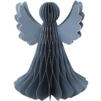 Broste Copenhagen Paper Angel - Large - Orion Blue