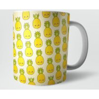 Kawaii Pineapple Mug - Kawaii Gifts