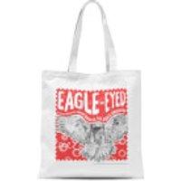 Natural History Museum Eagle Eyed Tote Bag