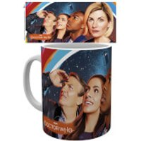 Doctor Who (Painting) Mug - Doctor Who Gifts