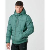 Pro-Tech Protect Puffer Jacket - Pine - XL - Pine