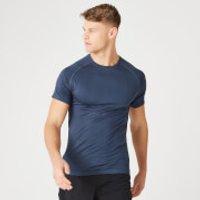 Elite Seamless T-Shirt – Indigo - XL - Dark Indigo