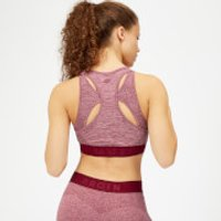 Inspire Seamless Sports Bra - Dusty Rose - XS - Dusty Rose