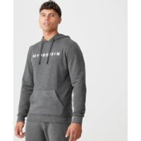 The Original Pullover Hoodie - Charcoal Marl - M - Charcoal Marl