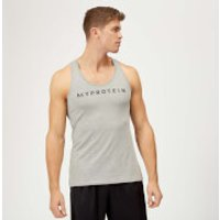 MP The Original Stringer Vest - Grey Marl - XXL