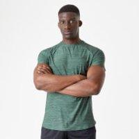 Dry-Tech Infinity T-Shirt - Pine Marl - S - Pine