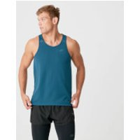 Boost Tank Top - Petrol Blue - XL - Petrol Blue