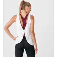 Charm Vest - White - XL - White