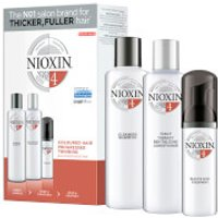 Nioxin 3-part System Trial Kit 4 for Coloured Hair with Progressed Thinning