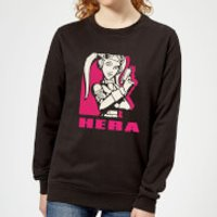 Star Wars Rebels Hera Women's Sweatshirt - Black - L - Black