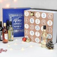 Wine Advent Calendar Box