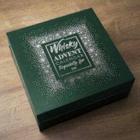 Whisky Advent Calendar Box