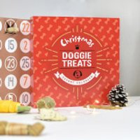 Dog Treats Advent Calendar Box